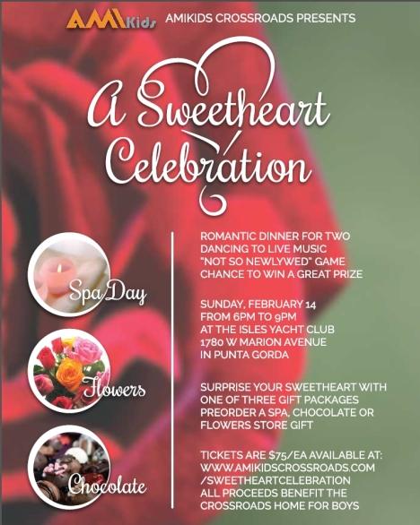 sweetheart flyer